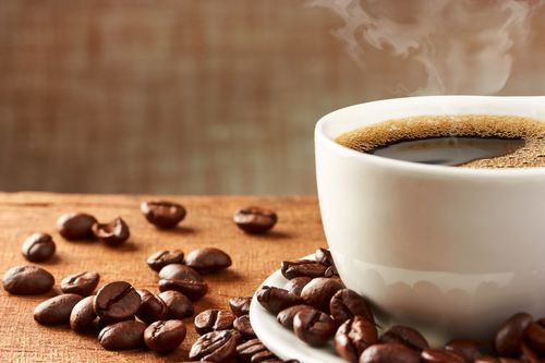 A cup of coffee everyday can help improve stamina