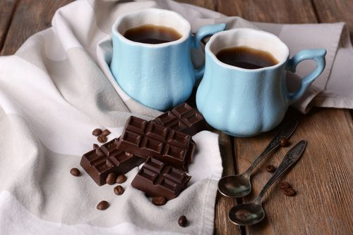 Dark chocolate coffee recipe