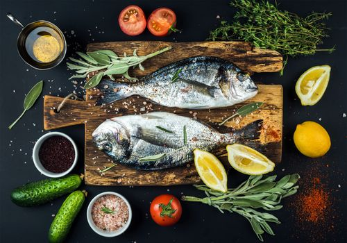 fish promotes weight loss