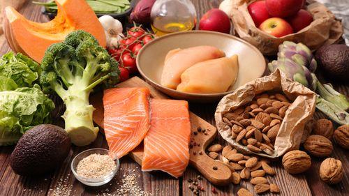 Sağlıklı beslenmeye uyun ve kilonuzu koruyun