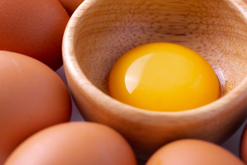 Yumurta sarısı metabolizmayı hızlandırır