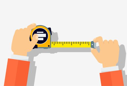 How to measure your height using a tape