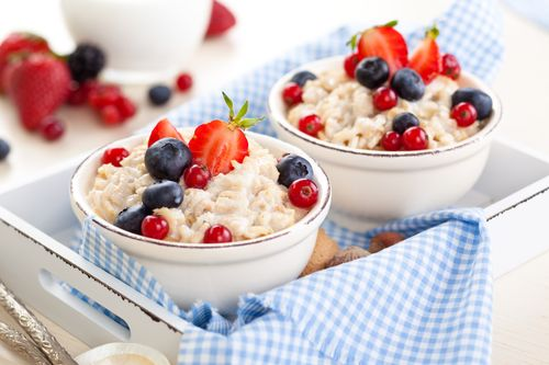 oats - pre-workout foods