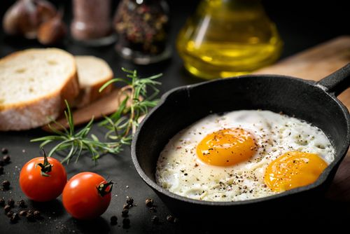 Eggs - Pre-workout foods