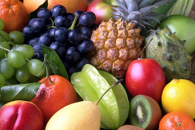 Make fruits your choice versus candy